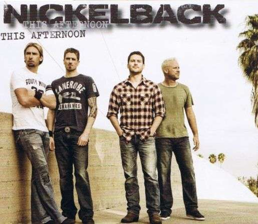 Coverafbeelding This Afternoon - Nickelback