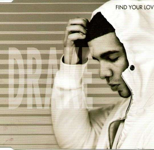 Coverafbeelding Find Your Love - Drake