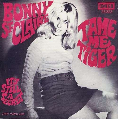 Coverafbeelding Tame Me Tiger - Bonny St. Claire