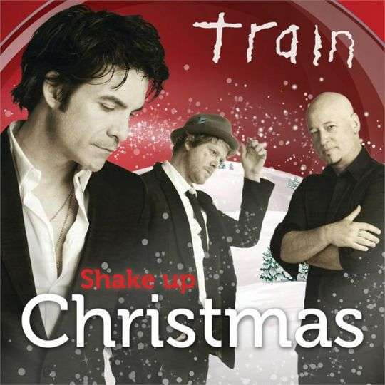 Coverafbeelding Shake Up Christmas - Train