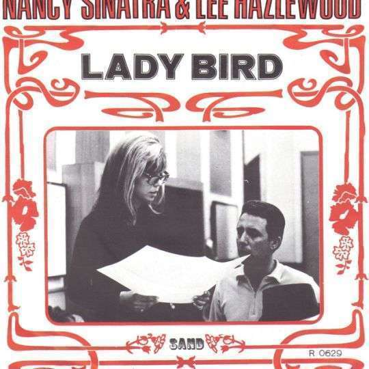 Coverafbeelding Lady Bird - Nancy Sinatra & Lee Hazlewood