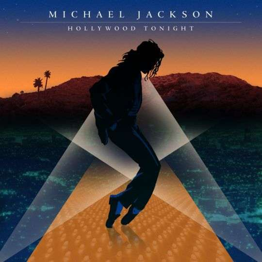 Coverafbeelding Hollywood Tonight - Michael Jackson