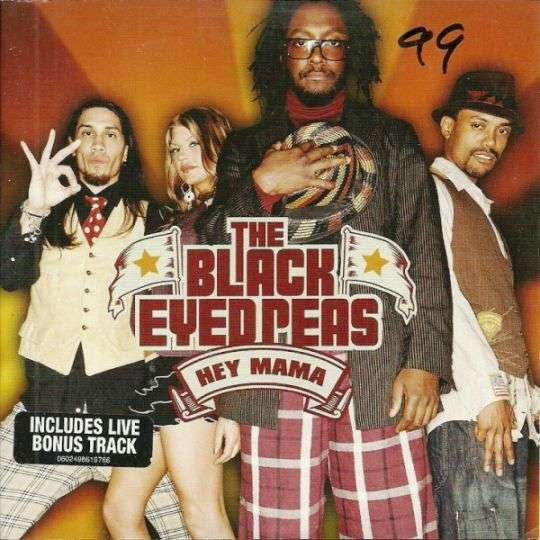 Coverafbeelding Hey Mama - The Black Eyed Peas
