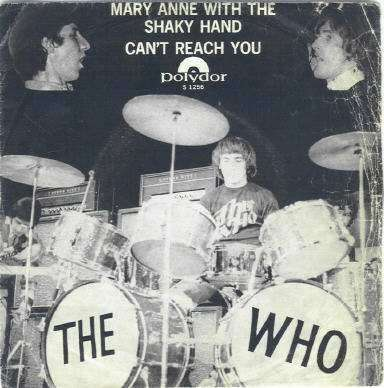 Coverafbeelding Mary Anne With The Shaky Hand - The Who