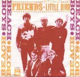 Coverafbeelding Friends - Beach Boys