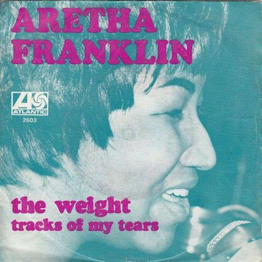Coverafbeelding The Weight - Aretha Franklin
