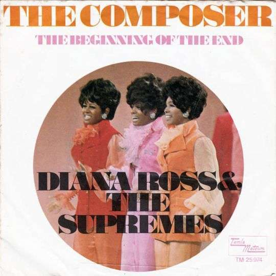 Coverafbeelding The Composer - Diana Ross & The Supremes