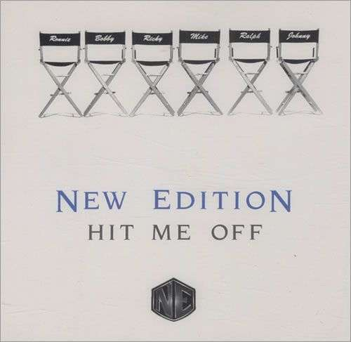 Coverafbeelding Hit Me Off - New Edition