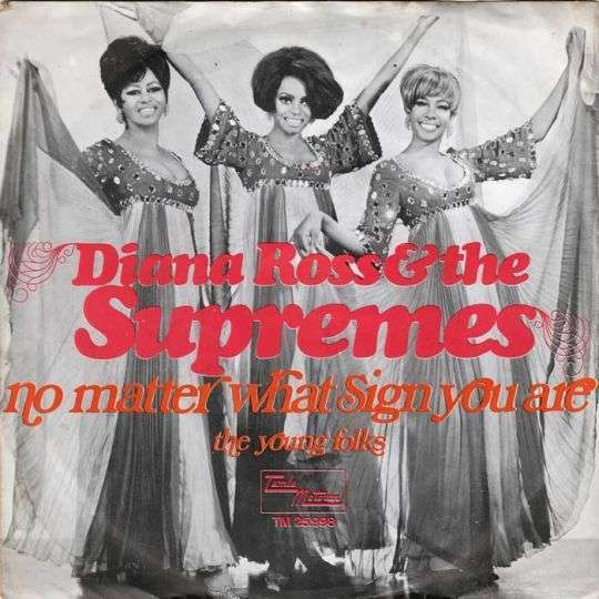 Coverafbeelding No Matter What Sign You Are - Diana Ross & The Supremes