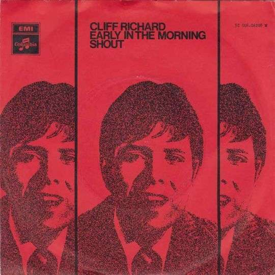 Coverafbeelding Early In The Morning - Cliff Richard