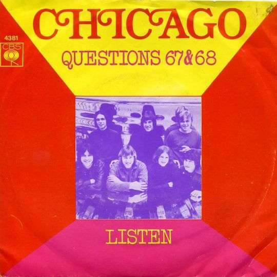 Coverafbeelding Questions 67 & 68 - Chicago