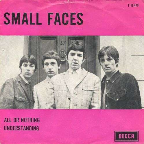 Coverafbeelding Small Faces - All Or Nothing