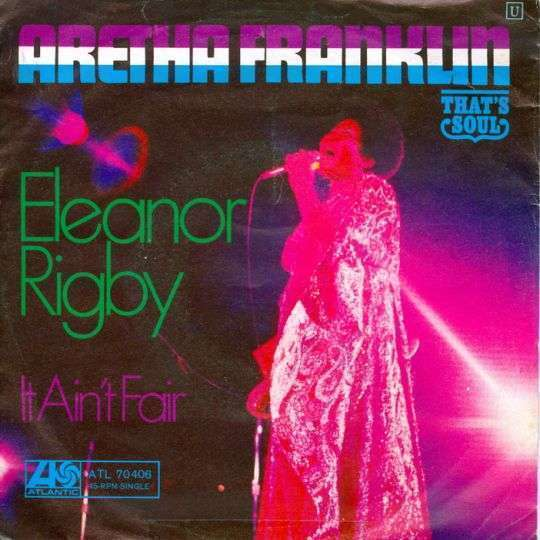 Coverafbeelding Eleanor Rigby - Aretha Franklin