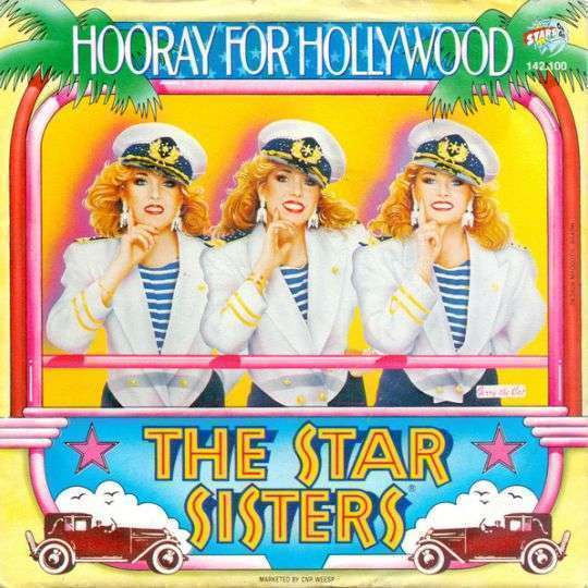 Coverafbeelding Hooray For Hollywood - The Star Sisters