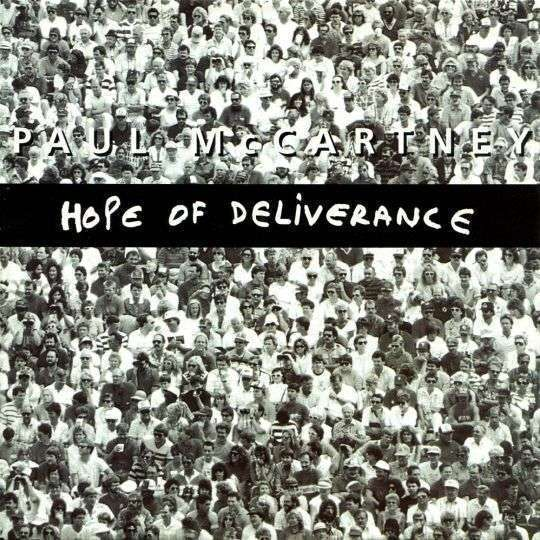 Coverafbeelding Hope Of Deliverance - Paul Mccartney