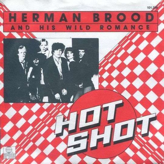 Coverafbeelding Hot Shot - Herman Brood And His Wild Romance