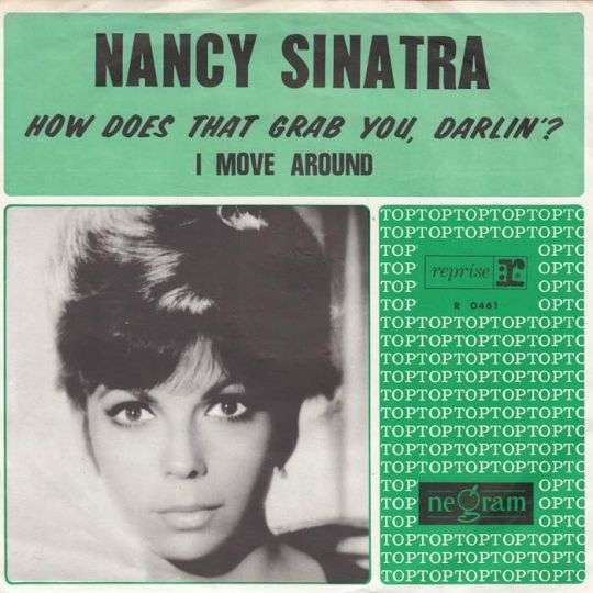 Coverafbeelding How Does That Grab You, Darlin'? - Nancy Sinatra