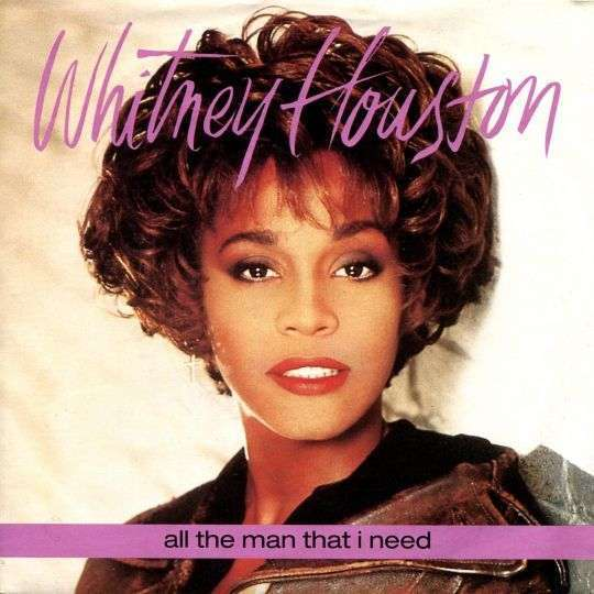 Coverafbeelding All The Man That I Need - Whitney Houston