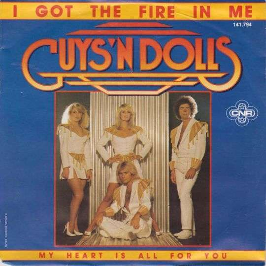Coverafbeelding I Got The Fire In Me - Guys 'n Dolls