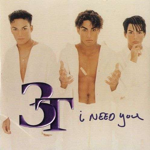 Coverafbeelding 3T - I Need You