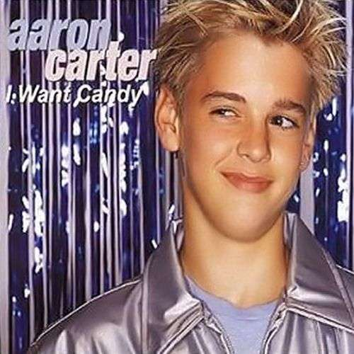 Coverafbeelding I Want Candy - Aaron Carter