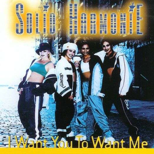Coverafbeelding I Want You To Want Me - Solid Harmonie