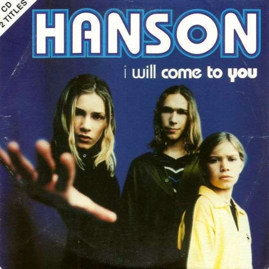 Coverafbeelding I Will Come To You - Hanson