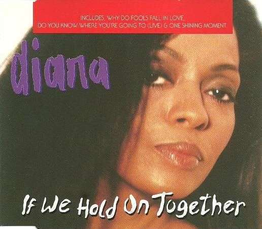 Coverafbeelding If We Hold On Together - Diana