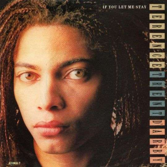 Coverafbeelding If You Let Me Stay - Terence Trent D'arby