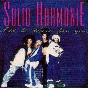 Coverafbeelding Solid HarmoniE - I'll Be There For You