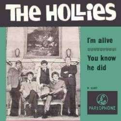Coverafbeelding I'm Alive - The Hollies