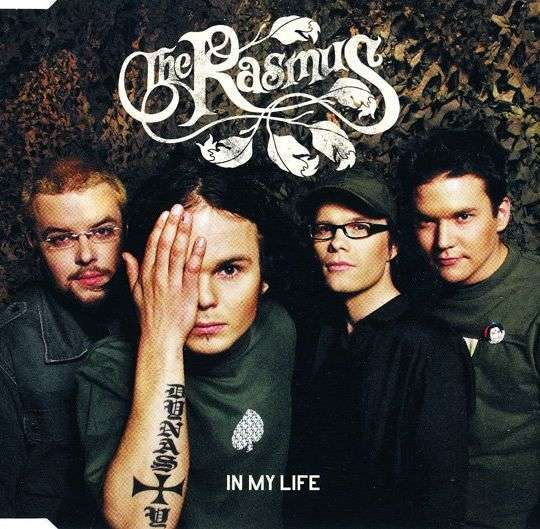 Coverafbeelding In My Life - The Rasmus