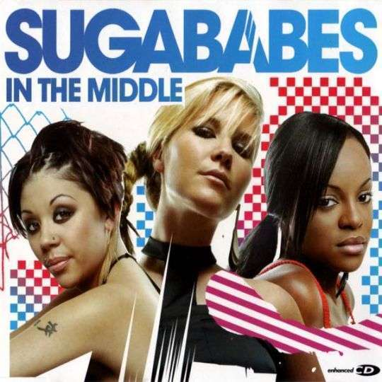 Coverafbeelding In The Middle - Sugababes