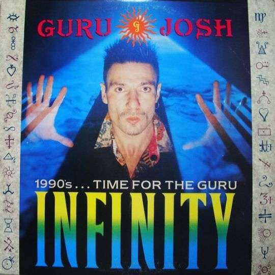 Coverafbeelding Guru Josh - Infinity (1990's... Time For The Guru)