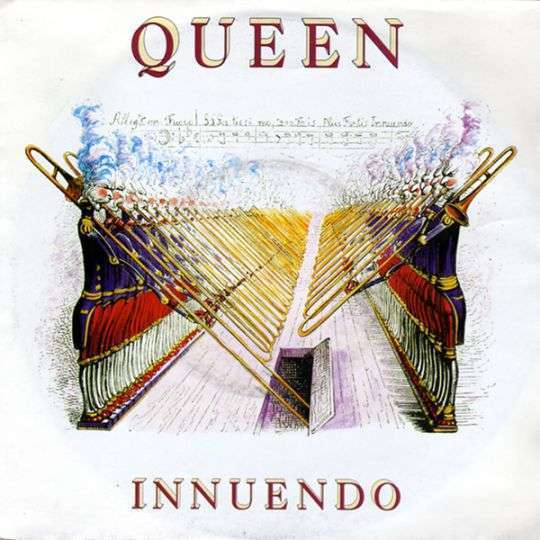 Coverafbeelding Innuendo - Queen