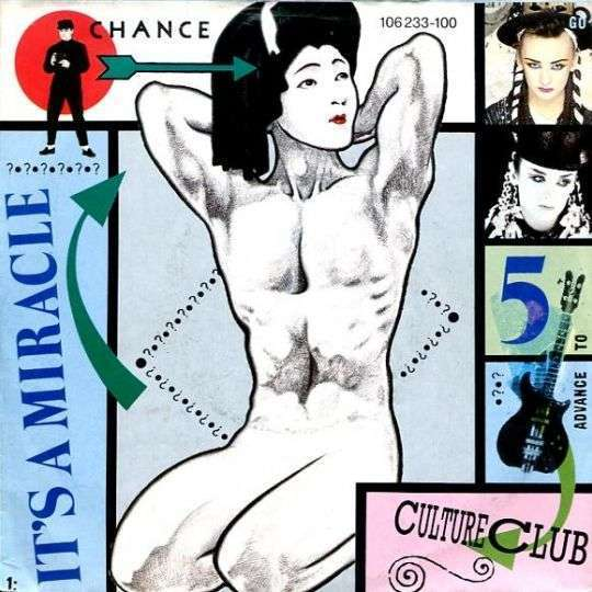 Coverafbeelding It's A Miracle - Culture Club