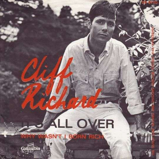 Coverafbeelding It's All Over - Cliff Richard