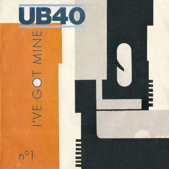 Coverafbeelding I've Got Mine - Ub40