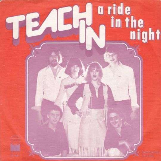 Coverafbeelding A Ride In The Night - Teach In