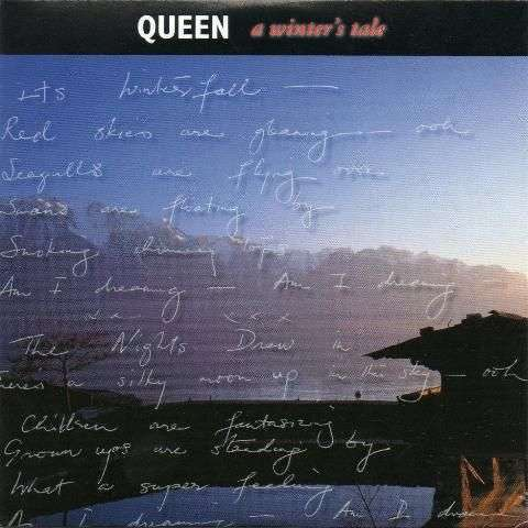 Coverafbeelding A Winter's Tale - Queen