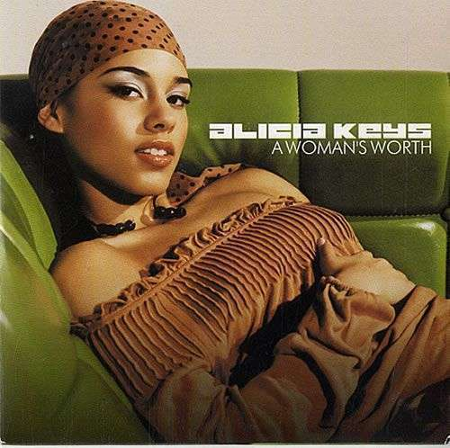 Coverafbeelding A Woman's Worth - Alicia Keys