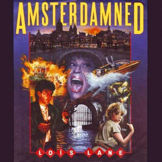 Coverafbeelding Amsterdamned - Lo�s Lane