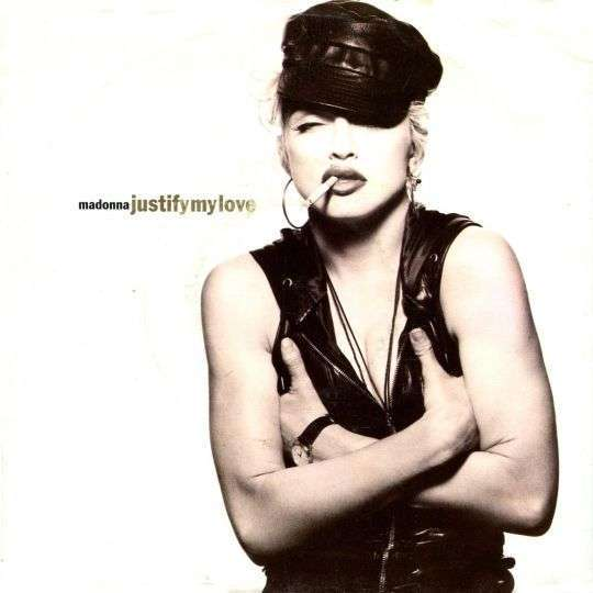 Coverafbeelding Justify My Love - Madonna