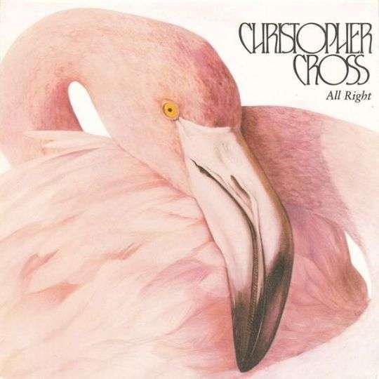 Coverafbeelding All Right - Christopher Cross