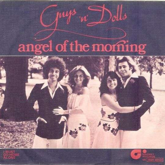Coverafbeelding Angel Of The Morning - Guys 'n' Dolls