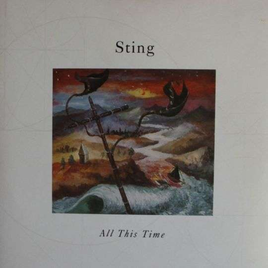 Coverafbeelding All This Time - Sting