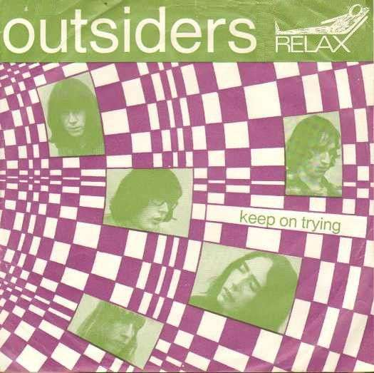Coverafbeelding Keep On Trying - Outsiders