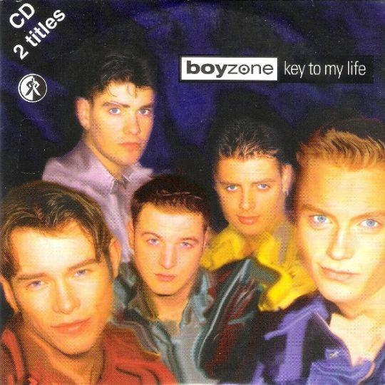 Coverafbeelding Key To My Life - Boyzone