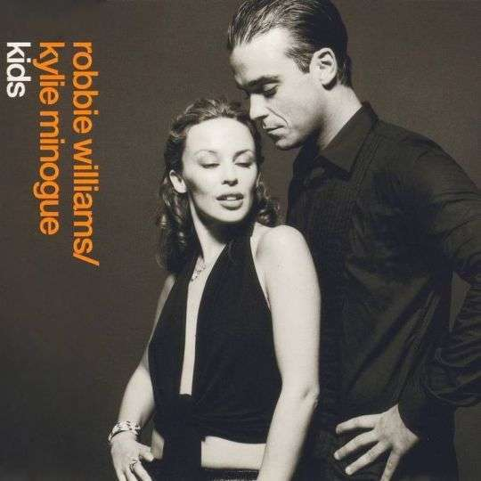 Coverafbeelding Kids - Robbie Williams & Kylie Minogue
