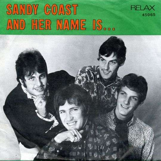 Coverafbeelding And Her Name Is... - Sandy Coast